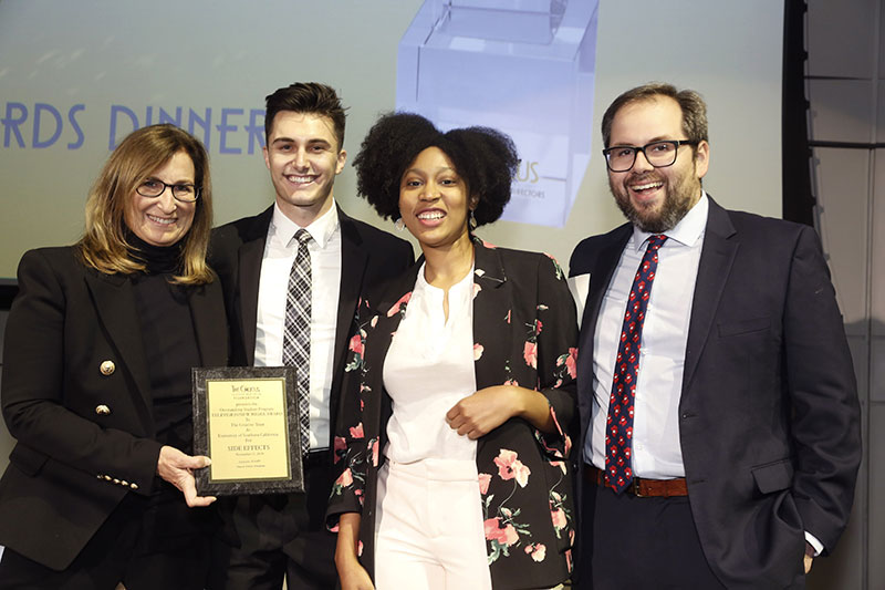 Caucus 37th Annual Awards Dinner Recipients